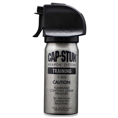 Cap-Stun Training Spray